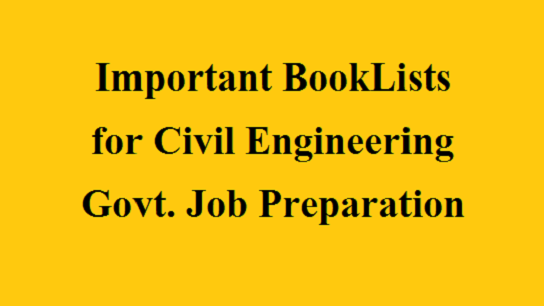 Civil Engineering Books In Bengali Pdf
