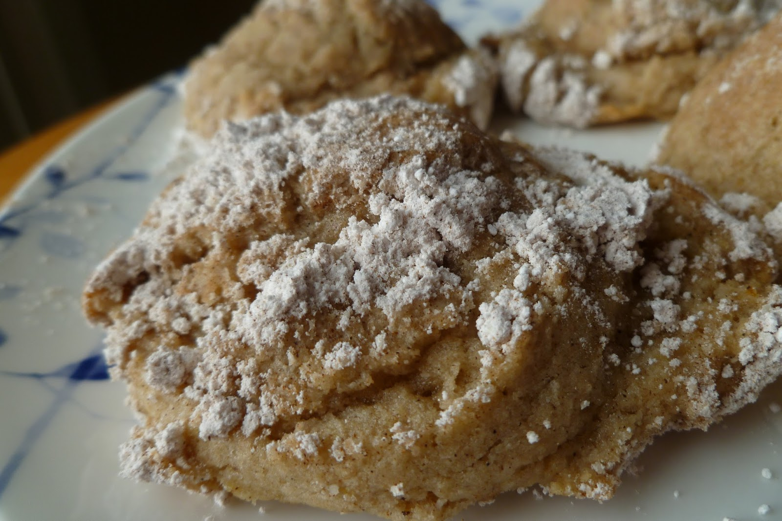 The Pastry Chef's Baking: Brown Butter Cinnamon Crinkles