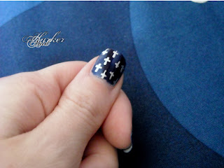 crosses on nails