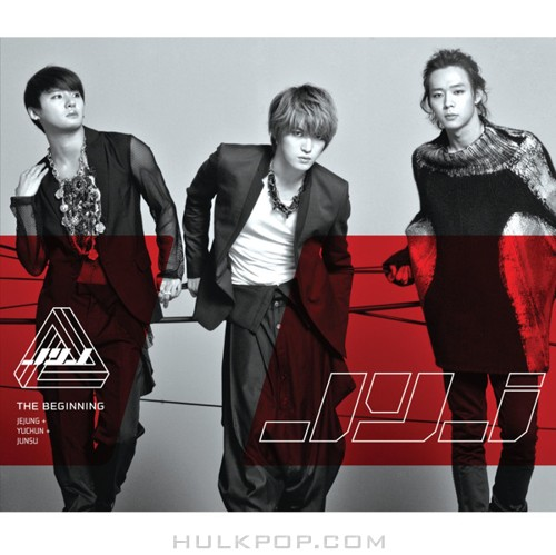 JYJ – The Beginning (FLAC + ITUNES PLUS AAC M4A)