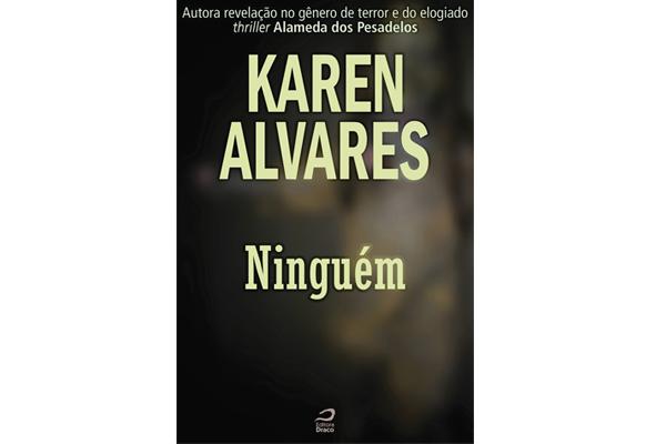 Resenha | Ninguém - Karen Alvares | Blog #tas