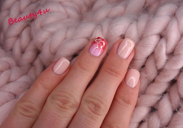 Walentynki - nails