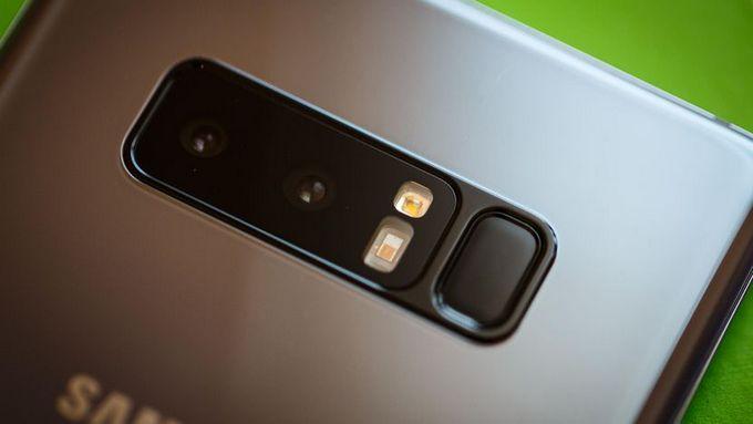 Dual-Camera Galaxy Note 8