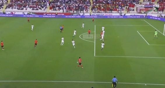 فيديو كوريا الجنوبية تفوز على الصين بهدفين دون رد 16-01-2019 كأس آسيا 2019