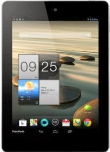 "Info Harga dan spesifikasi Tablet Acer Tab 7.9"" 3G A 1-811 (Acer A1-811 Iconia Tab)"