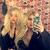 Pregnant Sisters: Khloe Kardashian and Kylie Jenner posed together for a shoot