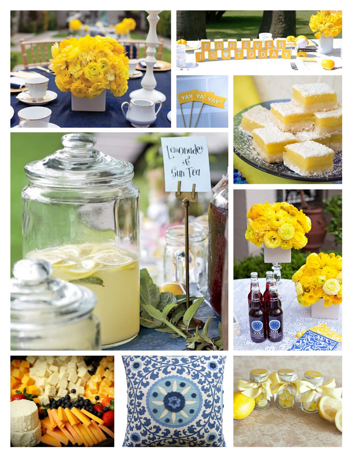 94223afeee3 Santa Barbara Bridal Shower Inspiration - La Fete Blog