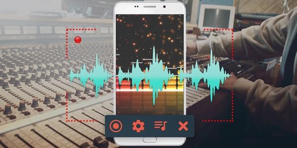 Cara Merekam Suara Game Android