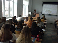 Бизнес Сервис Центр «САН ИнБев Украина» провел тренинг для студентов «Успешный старт карьеры в международной компании»