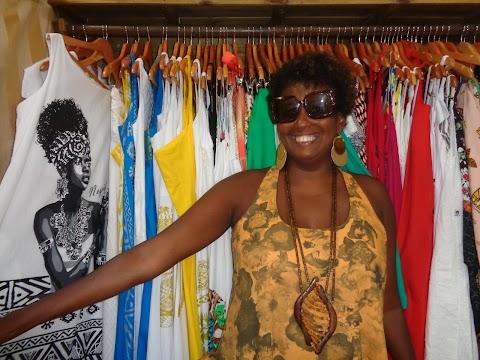 Madá Negrif, Moda Afro e Empreendedorismo