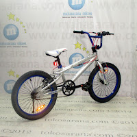 20 Inch Pacific Mizone 2.0 FreeStyle BMX with Aluminium Alloy Frame