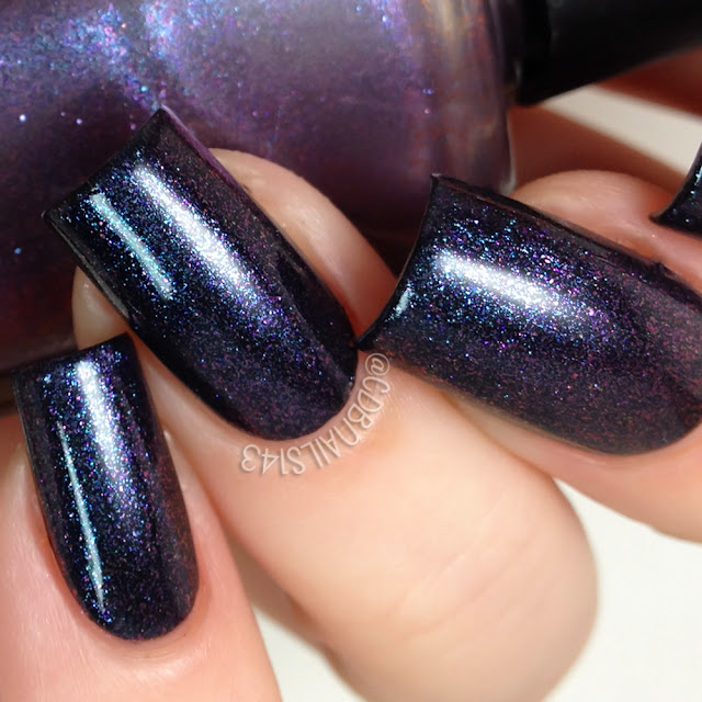 Poetry Cowgirl Nail Polish-Across The Universe