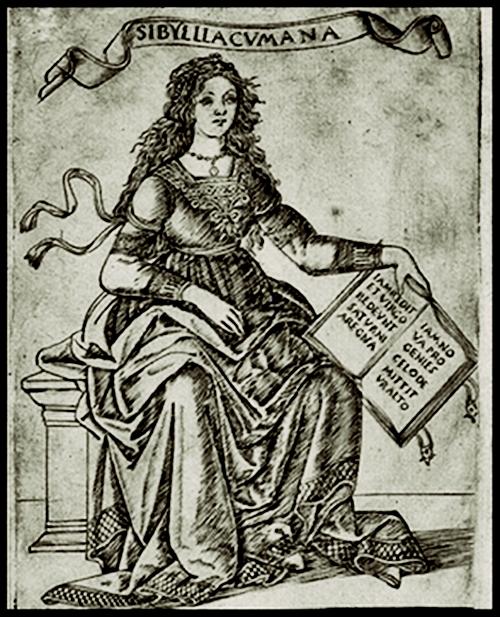 O Livro das revelações, Libri Sibillini, Libri Fatales