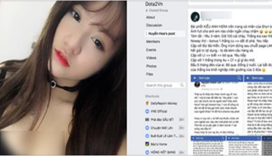 Mới đây, cộng đồng game Liên Minh Huyền Thoại Việt Nam vừa đón nhận thông  tin cựu tuyển thủ nổi tiếng tố cáo người yêu 'cắm sừng'.