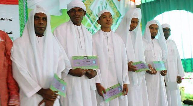 Pihak Arab Saudi Berikan Beasiswa Kuliah Gratis Kepada Putra Putri Muslim Papua