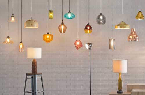 Instalaciones eléctricas residenciales - Tipos de luz