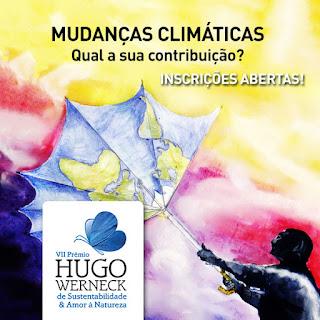 Inscrições abertas para o VI Prêmio Hugo Werneck 2016