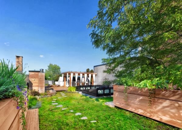 Oasisingular Un Jardin En La Terraza