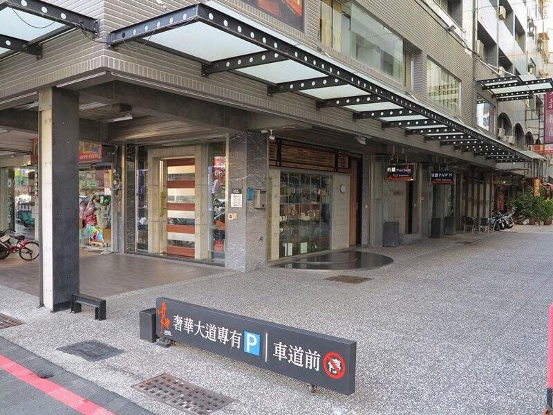 台南活動【台南奢華大道】店外環境