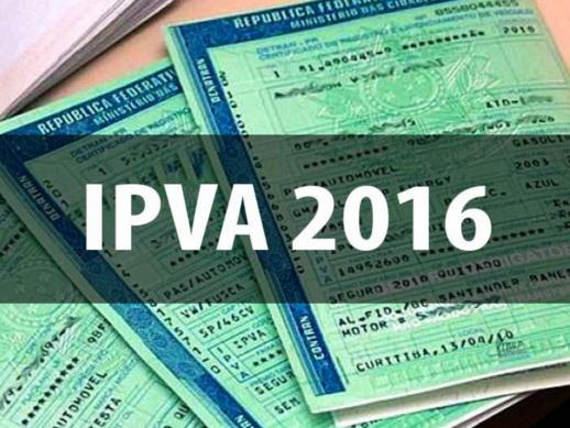 IPVA 2016: Governo de Pernambuco emite nota esclarecendo que erro atingiu apenas 86 veículos