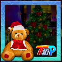 Top10NewGames Find The Christmas Teddies
