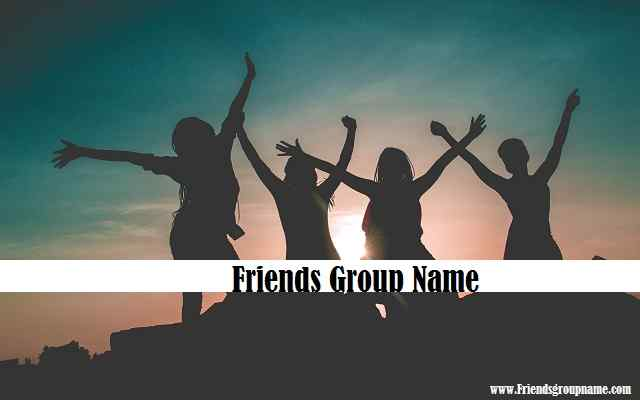 Friends Group Name