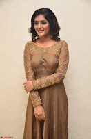 Eesha looks super cute in Beig Anarkali Dress at Maya Mall pre release function ~ Celebrities Exclusive Galleries 036.JPG