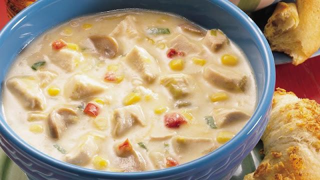 Chicken-Vegetable Chowder
