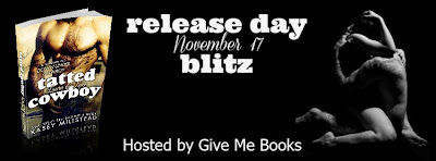 Tatted Cowboy by Kasey Millstead Release Day Blitz with Giveaway!!