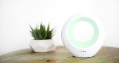 iBaby Air smart Wi-Fi air monitor and purifier
