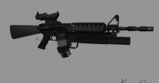 M16 By:Empresas Mx Gta Sa