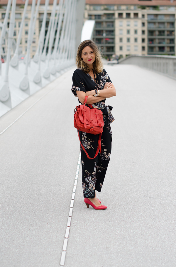 Blogueuse Lyon mode