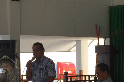 Rapat Persiapan Pelantikan Majelis Agung Pengurus Daerah Soppeng
