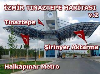 Omsi 2 Tınaztepe Haritası v.2