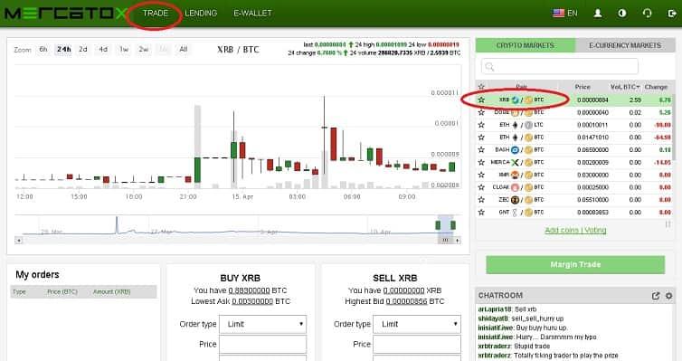 comprar raibocks con euros o dolares desde coinbase y mercatox