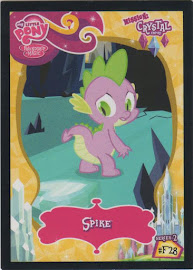 My Little Pony Spike Series 2 Trading Card