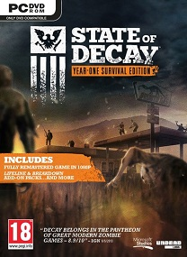 Make your stand against the collapse of society in the ultimate zombie survival State of Decay Year One-CODEX