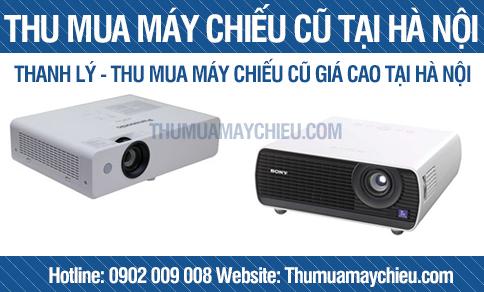 VNPC chuyên thu mua máy chiếu cũ, màn chiếu cũ giá cao tại Hà Nội