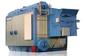 Industrial Watertube Boiler - Victory Energy