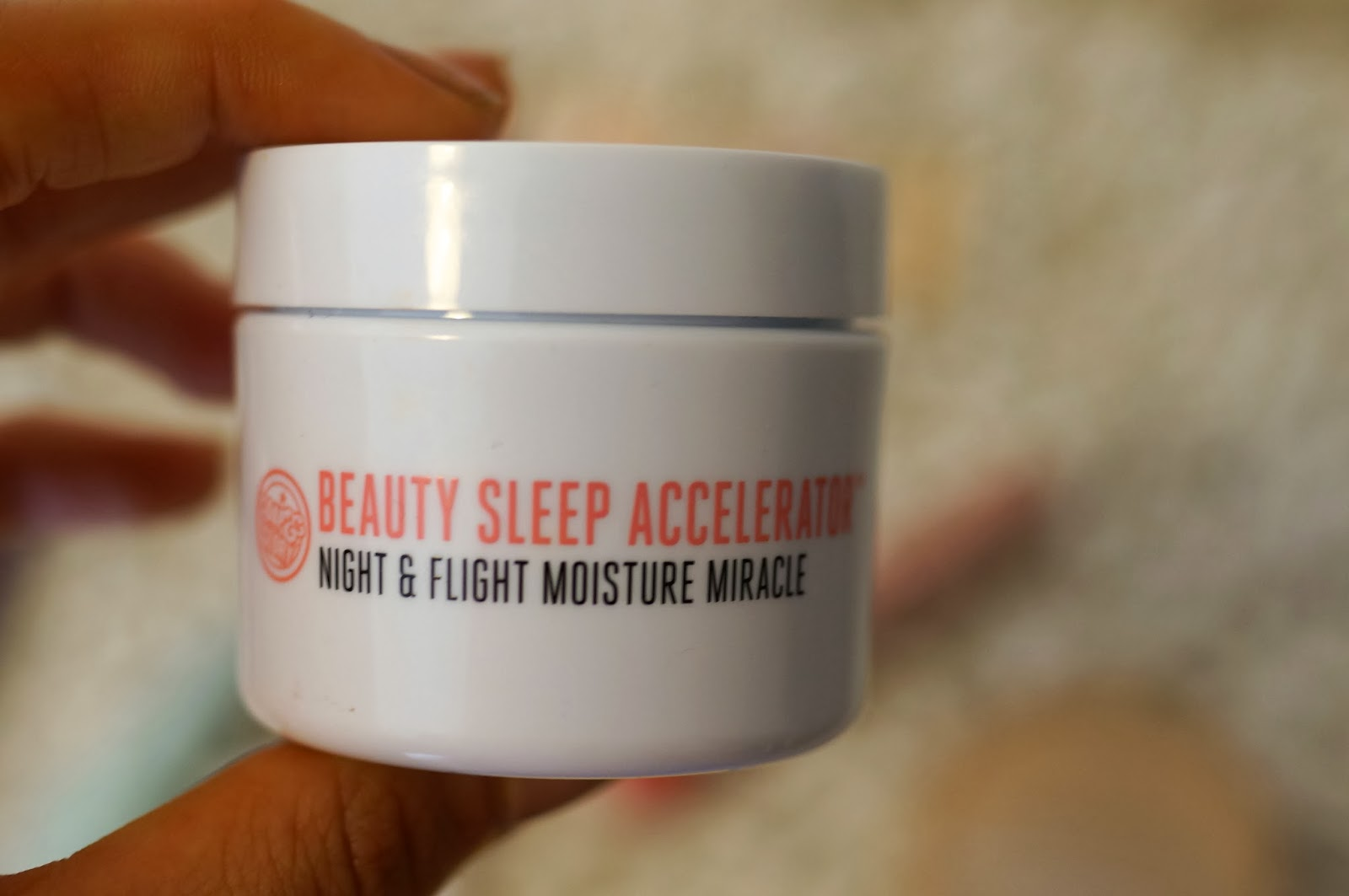 Beauty Sleep Accelerator - Night and Flight Moisture Miracle by Soap and Glory