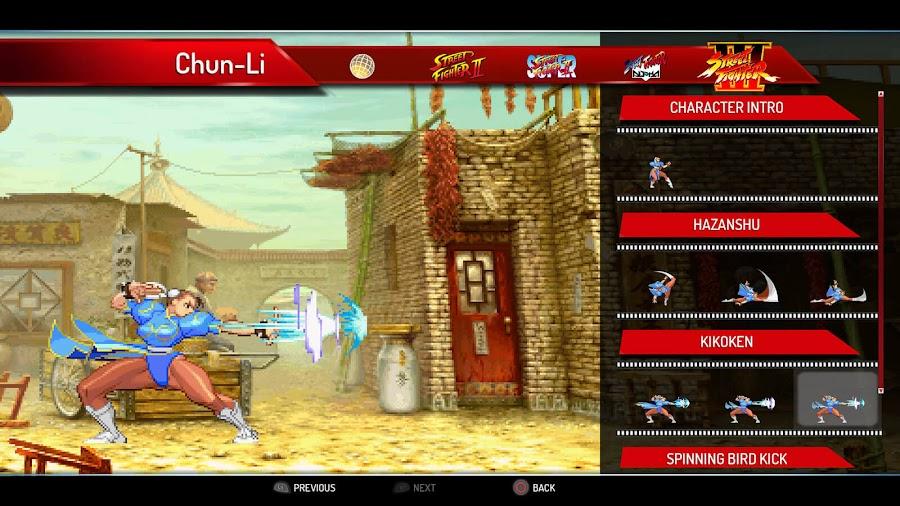 street fighter alpha gameplay