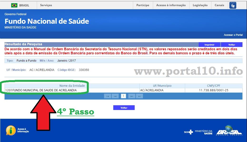FNS acaba de repassar R$ 924,4 milhões para as prefeituras (ACS, ACE, PAB Variável, SAMU e PMAQ) 2