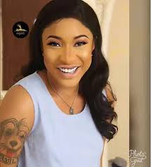 Tonto Dikeh pays Homage to her late Mother