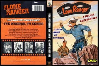 THE LONE RANGER - A MULHER AMEDRONTADA