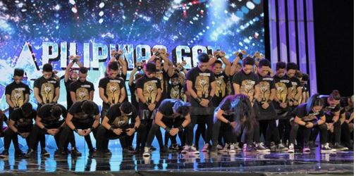 Crossover Family from Davao City wows in PGT