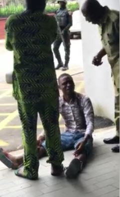 Nigerian Man Attempts Suicide After Being Sentenced To Death