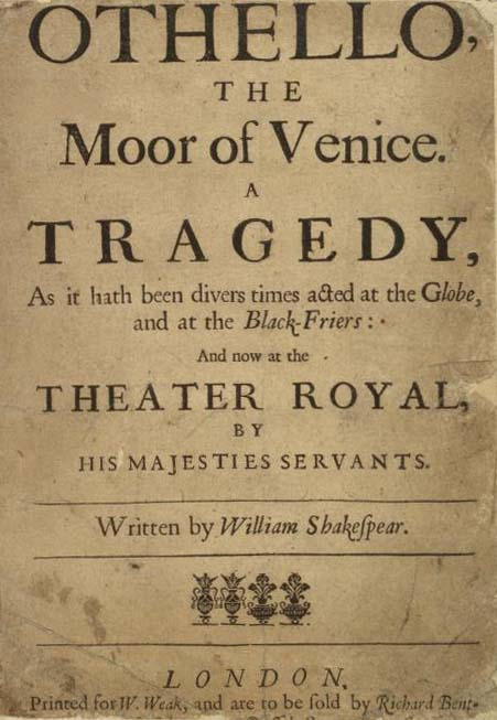 A review of mistreatment of women in othello by william shakespeare