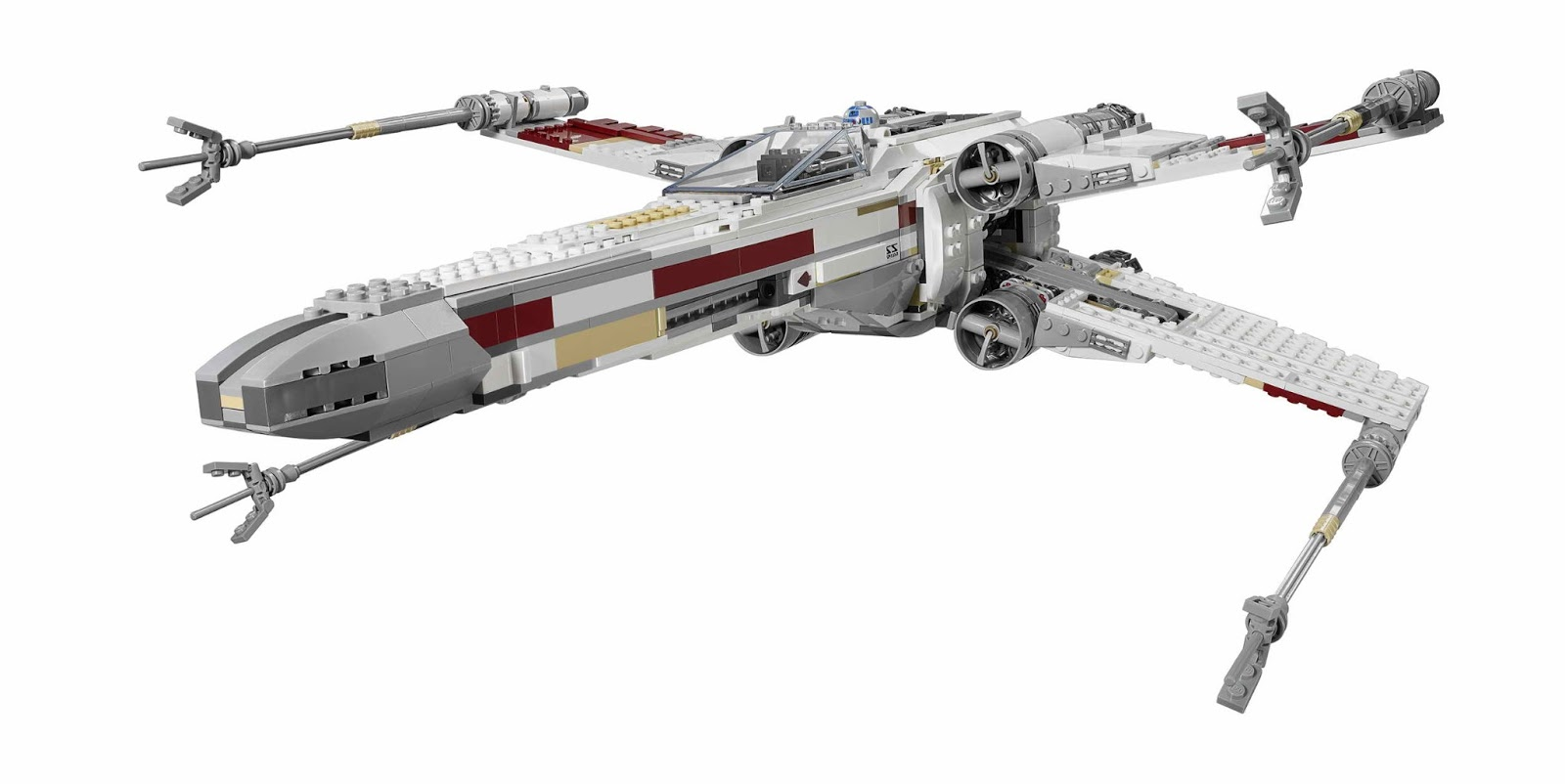 Repubblick Set Database Lego Red Five X Wing