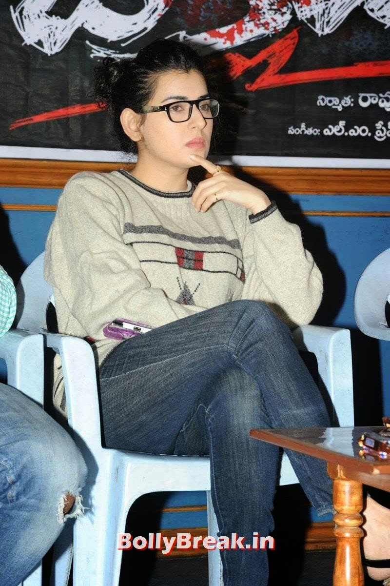 , Tamil Girl Archana hot Pics with Glasses