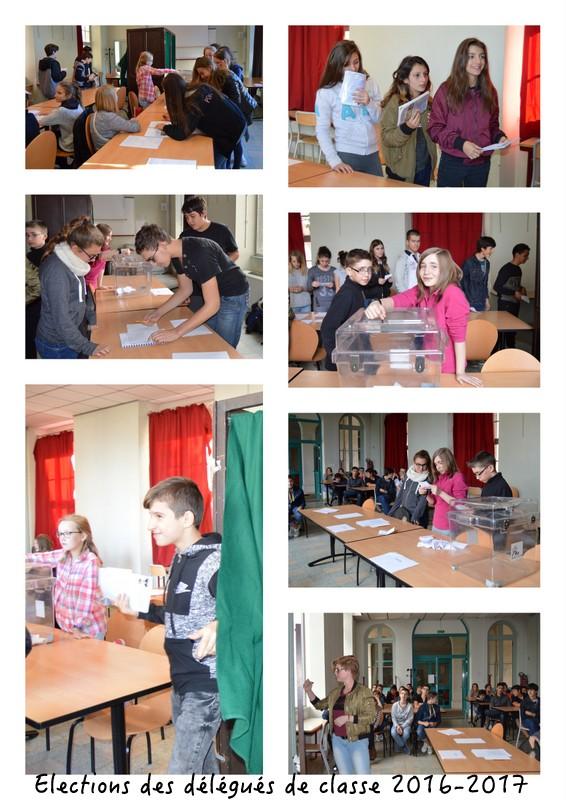 Election des d l gu s 2016 les petites infos de jules - Assesseur titulaire bureau de vote ...